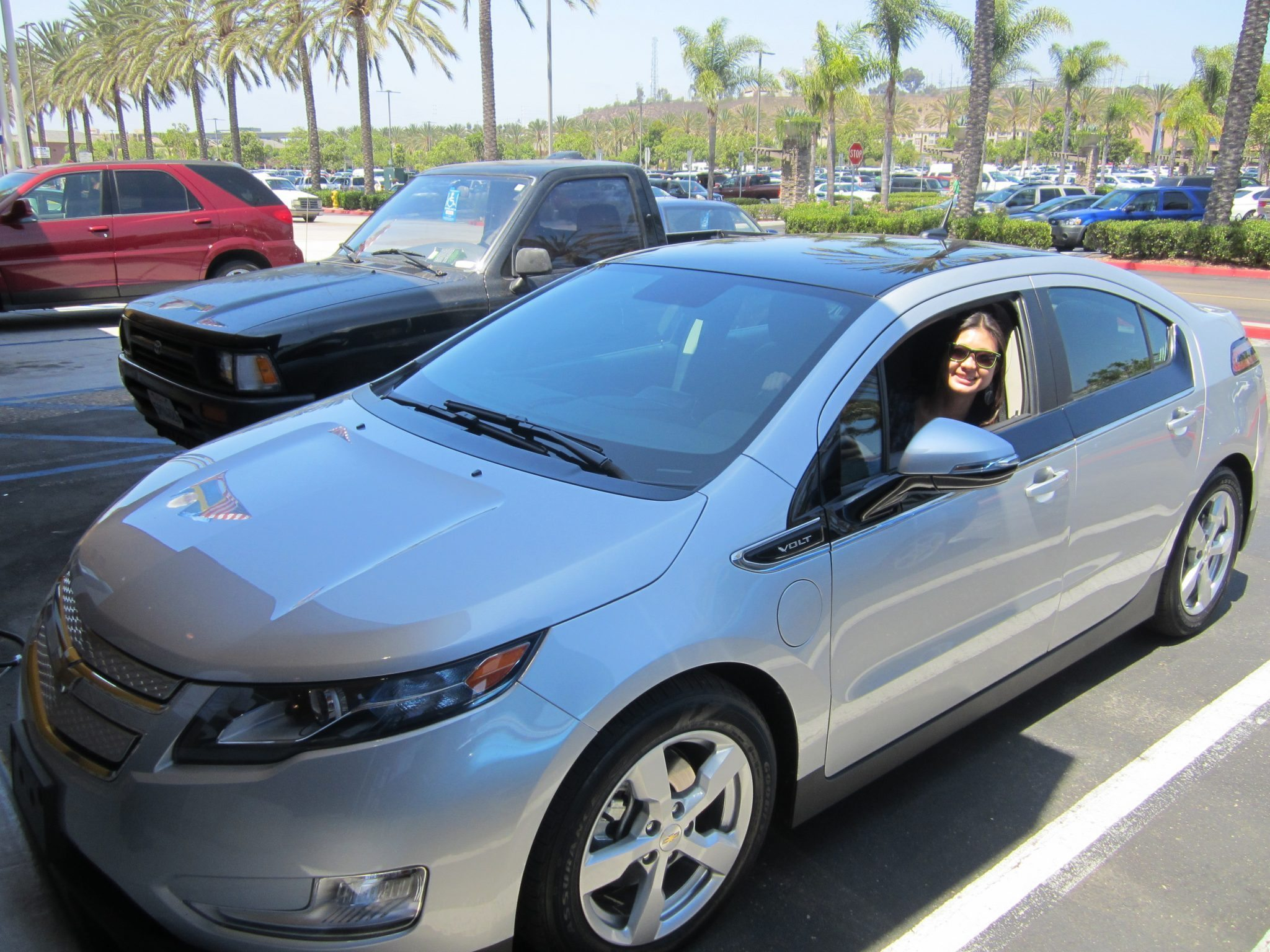 Chevy Volt The Good Bad And What To Expect With An Electric Marketing Melodie Driving